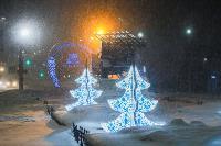 В Туле у памятника «катюше» появилась подсветка, Фото: 8