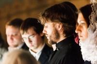 Рождественское богослужение в Успенском соборе Тулы, Фото: 38
