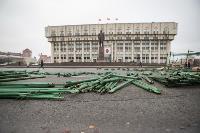 Установка елки на площади, Фото: 25