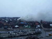 Пожар на улице Краснодонцев, Фото: 2