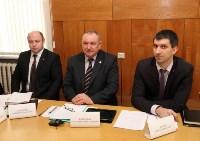 Алексей Дюмин провел личный прием граждан в Тепло-Огаревском районе, Фото: 1