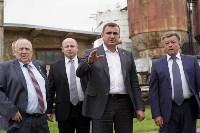 Алексей Дюмин посетил Ефремовский завод синтетического каучука, Фото: 5
