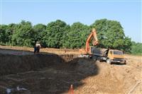 На Зеленстрое-2 начали строительство нового детского сада, Фото: 3