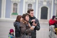 Средневековые маневры в Тульском кремле. 24 октября 2015, Фото: 149