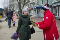 Пролетарский глава Сергей Шестаков поднял тулячкам настроение, Фото: 36
