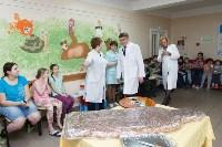 Пациенты Детской областной больницы получили в подарок «пряничного война», Фото: 10