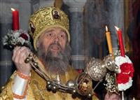 Пасхальная служба в Успенском соборе. 20.04.2014, Фото: 51