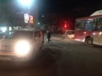 Аварии на перекрестке Красноармейского проспекта и ул. Фрунзе вечером 25 ноября, Фото: 9