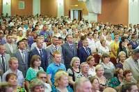 Юрий Андрианов поздравил тульских железнодорожников с профессиональным праздником, Фото: 3