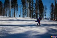 Состязания лыжников в Сочи., Фото: 36