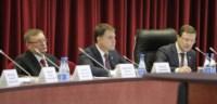 Выездное заседание комитета Совета Федерации в Туле 30 октября, Фото: 9