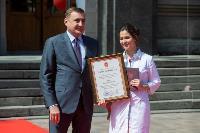 В Туле вручили дипломы выпускникам медицинского института, Фото: 44