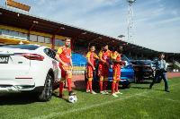 Футболисты «Арсенала» рассказали о подготовке к матчу с «Ахматом», Фото: 5
