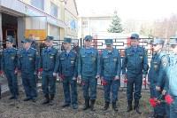 Открытие памятных досок героям-пожарным, Фото: 5