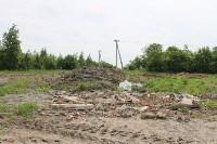 В тульском Заречье жители год добиваются ликвидации ядовитой свалки, Фото: 28