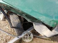 Серьезное ДТП на Зеленстрое: водитель «девятки» от удара вылетел из машины, Фото: 14