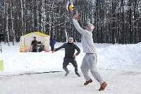 III ежегодный турнир по пляжному волейболу на снегу., Фото: 77