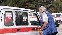 Тульским медикам передали 41 автомобиль , Фото: 8