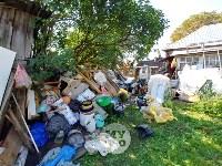 В Туле со двора «Плюшкиной» вывезли несколько грузовиков мусора, Фото: 4