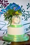 Модная свадьба: от девичника и платья невесты до ресторана, торта и фейерверка, Фото: 12