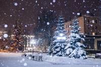 Вечерний снегопад в Туле, Фото: 5