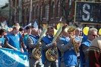 Тульская Федерация профсоюзов провела митинг и первомайское шествие. 1.05.2014, Фото: 4