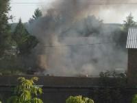 В Туле загорелось «кладбище» автомобилей, Фото: 2