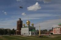 Установка шпиля на колокольню Тульского кремля, Фото: 20