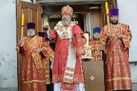 В Тульскую область прибыл ковчег с мощами новомучеников и исповедников Российских, Фото: 35