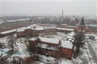Реставрационные работы в Кремле. 9 января 2014, Фото: 5
