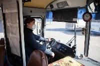 Как в Туле дезинфицируют маршрутки и автобусы, Фото: 34