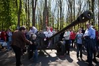 В Центральном парке воссоздали боевой подвиг советских солдат, Фото: 10