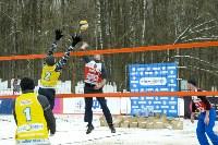 Турнир Tula Open по пляжному волейболу на снегу, Фото: 53