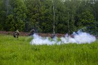 В Туле спецподразделения ОМОН и СОБР провели учения, Фото: 41