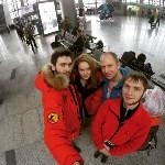 Алексинец достиг Северного полюса Алексей Маслаков, Фото: 6