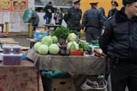 Стихийный рынок на ул. Пузакова, Фото: 16
