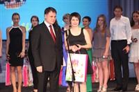 Владимир Груздев поздравил тульских выпускников-медалистов, Фото: 70