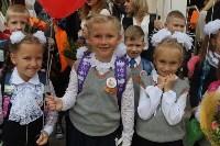 1 сентября в тульских школах прошли праздничные линейки , Фото: 8