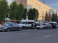 Массовое ДТП на проспекте Ленина, Фото: 3