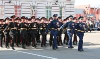 Присяга в Тульском суворовском училище: фоторепортаж, Фото: 55