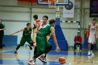 Тульские баскетболисты «Арсенала» обыграли черкесский «Эльбрус», Фото: 78