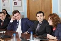 Депутаты Тульской облдумы обсудили с молодыми учеными вопросы развития гражданского общества, Фото: 2