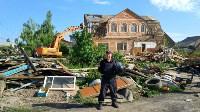 Демонтаж незаконных цыганских домов в Плеханово и Хрущево, Фото: 13