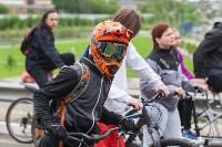 В Туле прошел большой велопарад, Фото: 157