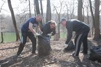"""""""Слобода"""" и Myslo очистили от мусора Платоновский парк!, Фото: 102"""