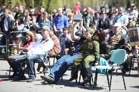 Митинг и рок-концерт в честь Дня Победы. Центральный парк. 9 мая 2015 года., Фото: 28