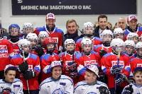 Мастер-класс от игроков сборной России по хоккею, Фото: 55