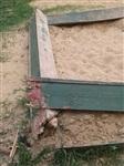 Разобранная песочница на Луначарского,63, Фото: 3