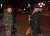 Проводы тульских спецназовцев на Северный Кавказ, 12.01.2016, Фото: 6