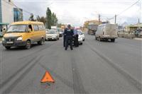 ДТП в Басова с участием четырёх автомобилей. 3 сентября 2013, Фото: 13